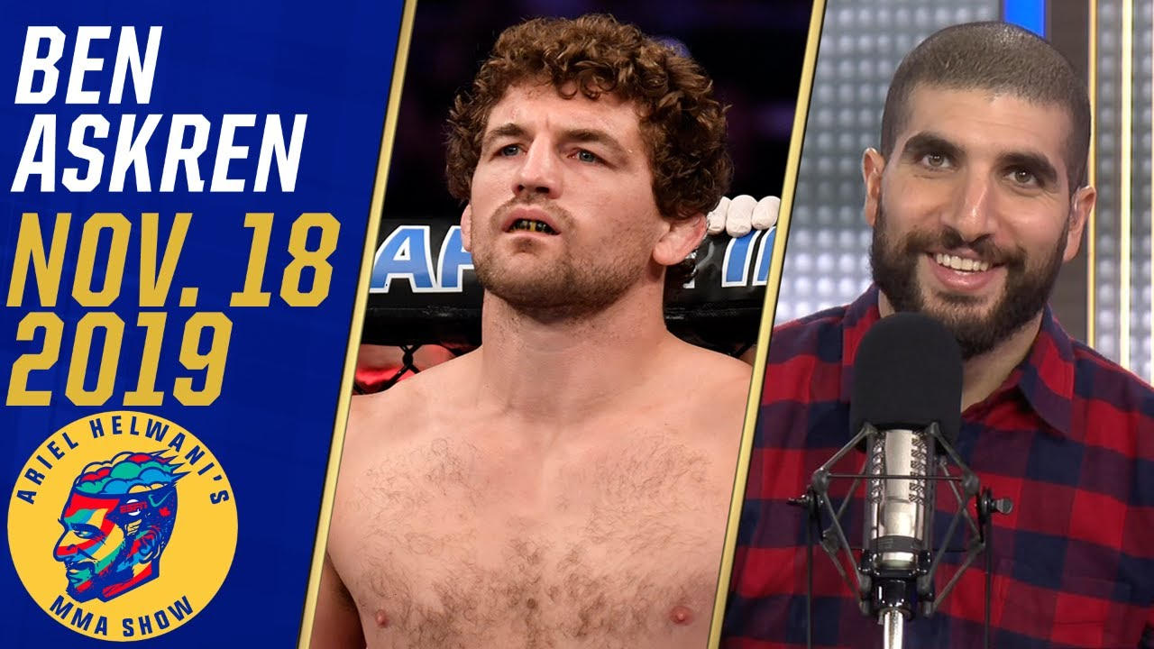 Ben Askren Announces Retirement From MMA