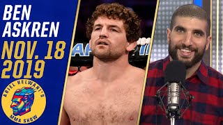 Ben Askren announces his retirement from MMA | Ariel Helwani's MMA Show