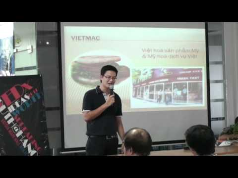 TEDxYouth@Hanoi - Duong Thanh Nguyen: Rice burger, the future of Vietnamese fastfood