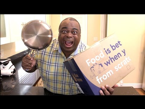 COOKING WITH LAMARR! [Disaster, or a Series?]