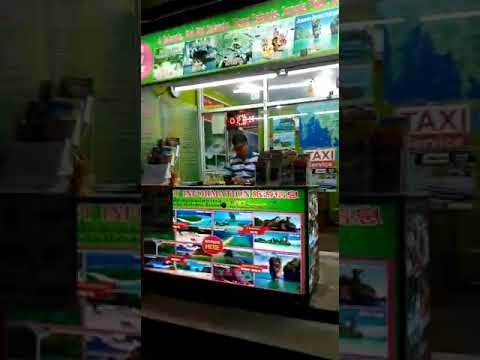 KRABI FOOD STREET, HALAL FOOD | KRABI MAIN MARKET THAILAND