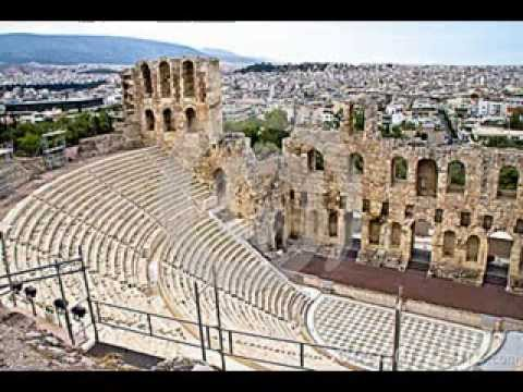 Athens Greece travel pictures