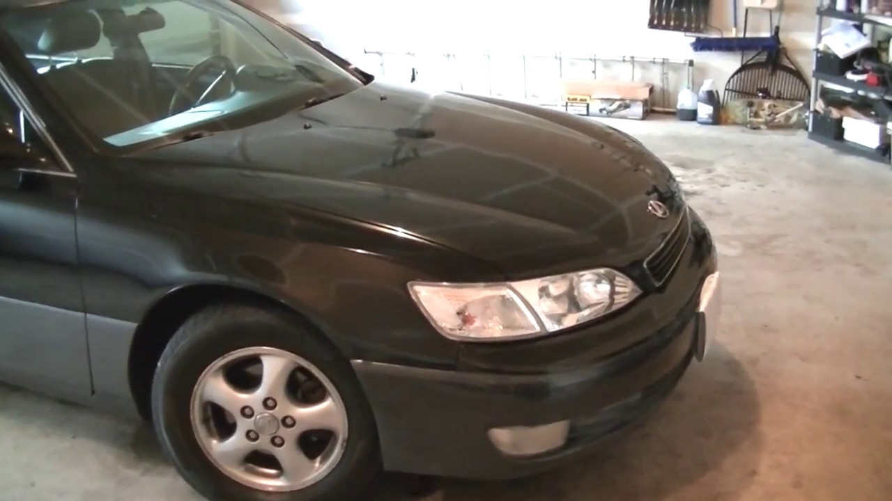 97 lexus es300 - common issues and solutions - youtube