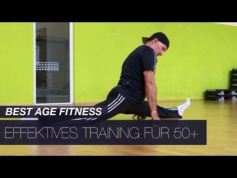 Kanal Intro | Best Age Fitness | Training für 50+