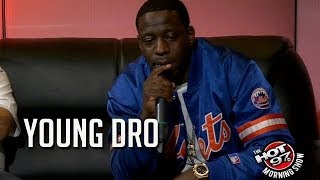 "Young Dro Explains ""Fuck Dat Bitch!? & Talks Alanta MCs"