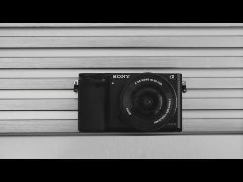 Sony a6000 Continuous Shooting Drive Mode Tutorial