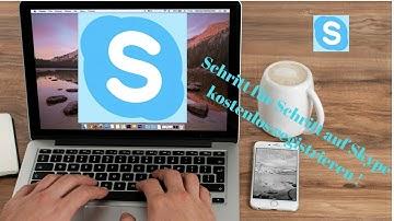 Skype - Anmeldung in weniger als 5 Minuten - Registriere dich kostenlos
