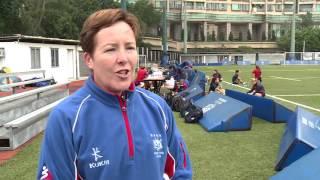 New Zealander Anna Richards Talks About Living in Hong Kong