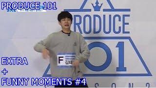PRODUCE 101 S2 EXTRA + FUNNY MOMENTS #4