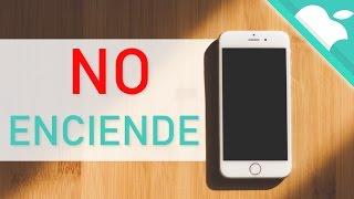 MI IPHONE NO ENCIENDE | Solución