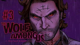 Download Video THE REAL WOLF - Let's Play: The Wolf Among Us Episode 3: A Crooked Mile PS4 Gameplay Walkthrough MP3 3GP MP4