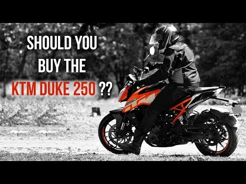 2018 Duke 250 Complete Review || Should You Buy This ?