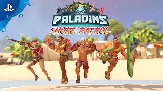 Paladins - Shore Patrol Battle Pass | PS4