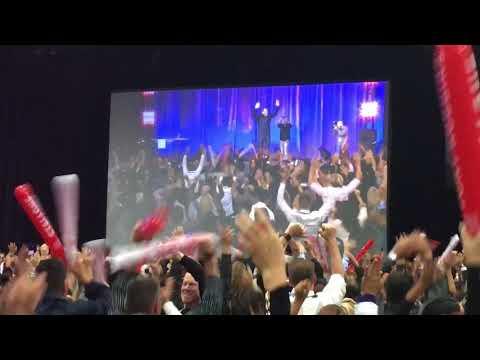 Real Estate Wealth Expo, Szkolenia, Zabawa na Trzezwo, Tony Robbins, Los Angeles 2017.