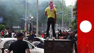 Sarcelles : des émeutes éclatent en marge d