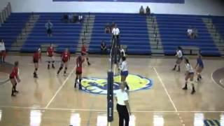 anoka ramsey volleyball vs western tech 9 9 15