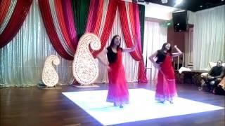 Nagaada and Ghagra Bollywood Dance Choreography