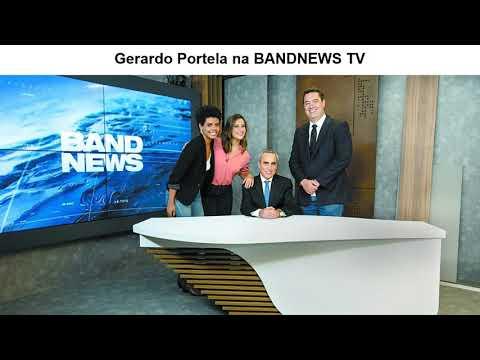 GERARDO PORTELA - BANDNEWS TV (cont) - DESABAMENTOS RJ