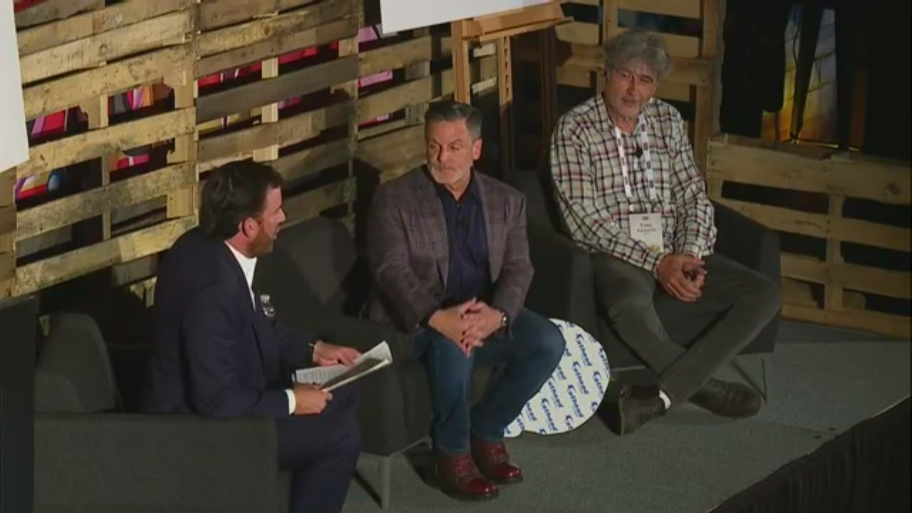 Quicken Manufacturing Dan Gilbert And Tom Kartsotis Speak At Detroit Homecoming
