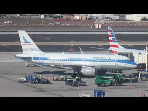 Sky Harbor International Airport | Spotting | March 13, 2017 | Phoenix, AZ (PHX)