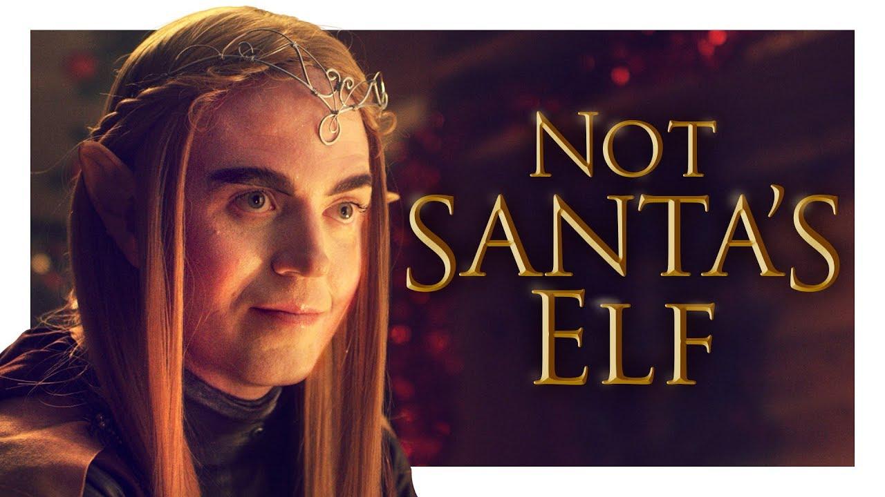 christmas elves vs fantasy elves youtube