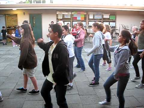 Central Middle School Hip Hop Team, San Carlos CA, 2011