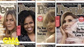 People magazine reveals its 2019 People of the Year l GMA