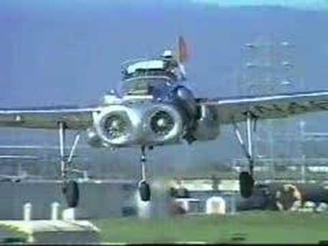 1960s Experimental Aircraft