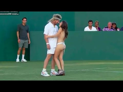 20 FUNNIEST MOMENTS IN TENNIS HISTORY |