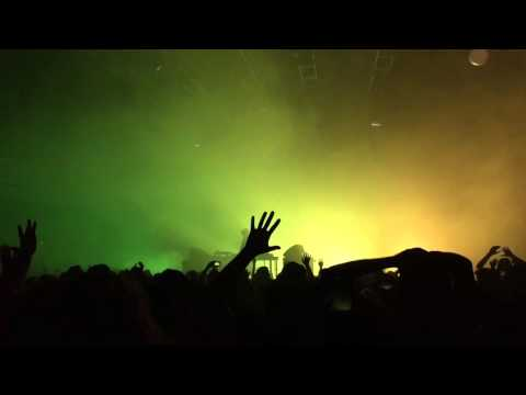 Gosh - Jamie XX - Live in Los Angeles 10/11/15 Shrine Auditorium