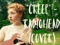Download Creep- Radiohead (uke cover) by Allison Young MP3 song and Music Video