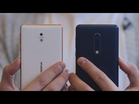 Первый обзор Nokia 3 / 5 / 6