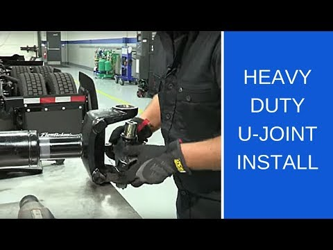 Heavy Duty U-Joint Puller - Universal Joints - Tiger Tool