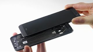 HTC One M9 Back Cover Repair Guide