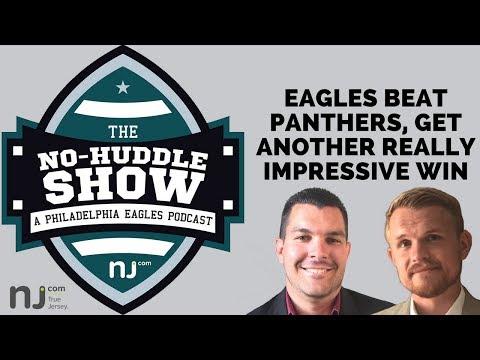NFL Week 6: Eagles vs. Panthers recap