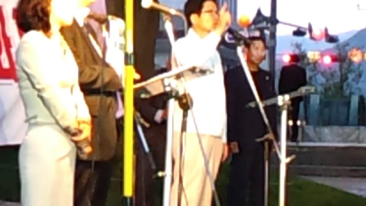 김문수새누리당대권후보종북세력국회저지집회현장