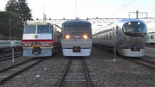 【特急列車初代から現在までも展示】西武秩父線50周年記念 車両基地まつり in 横瀬 開催