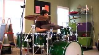 Smashing Pumpkins - Cherub Rock Drum Cover