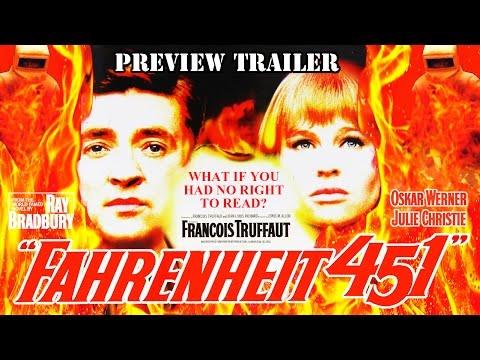 Fahrenheit 451 (1966) VHS Trailer - Color / 2:38 mins