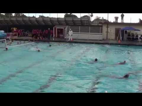 Huntington Beach High School girls water polo Vs Palos Verdes Q4