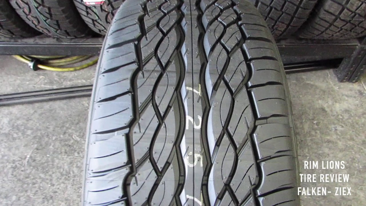 Falken Tires Review >> FALKEN ZIEX TIRE REVIEW (SHOULD I BUY THEM?) - YouTube