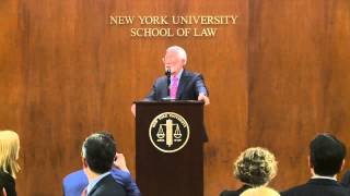 Conference on Corporate Crime and Financial Misdealing: US District Judge Jed Ra