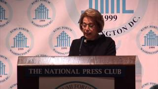 Azizah al Hibri 2014 RUMI Peace & Dialogue Awards Acceptance Speech