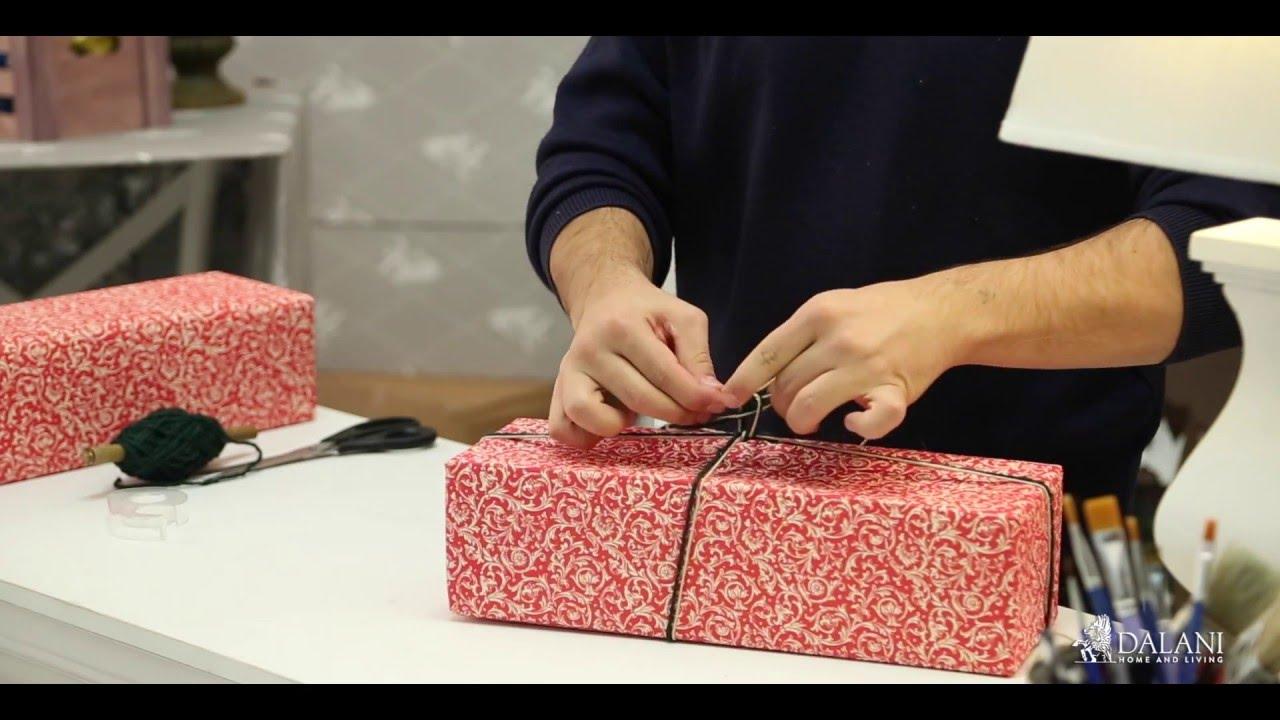 Come Fare Pacchetti Natalizi westwing tutorial | consigli per il pacchetto regalo perfetto