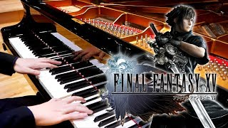 Final Fantasy XV - Valse di Fantastica - SLS Piano Cover