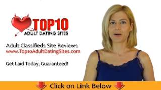 Top 10 Adult Classifieds Site Reviews. Adult Classified Hook Ups