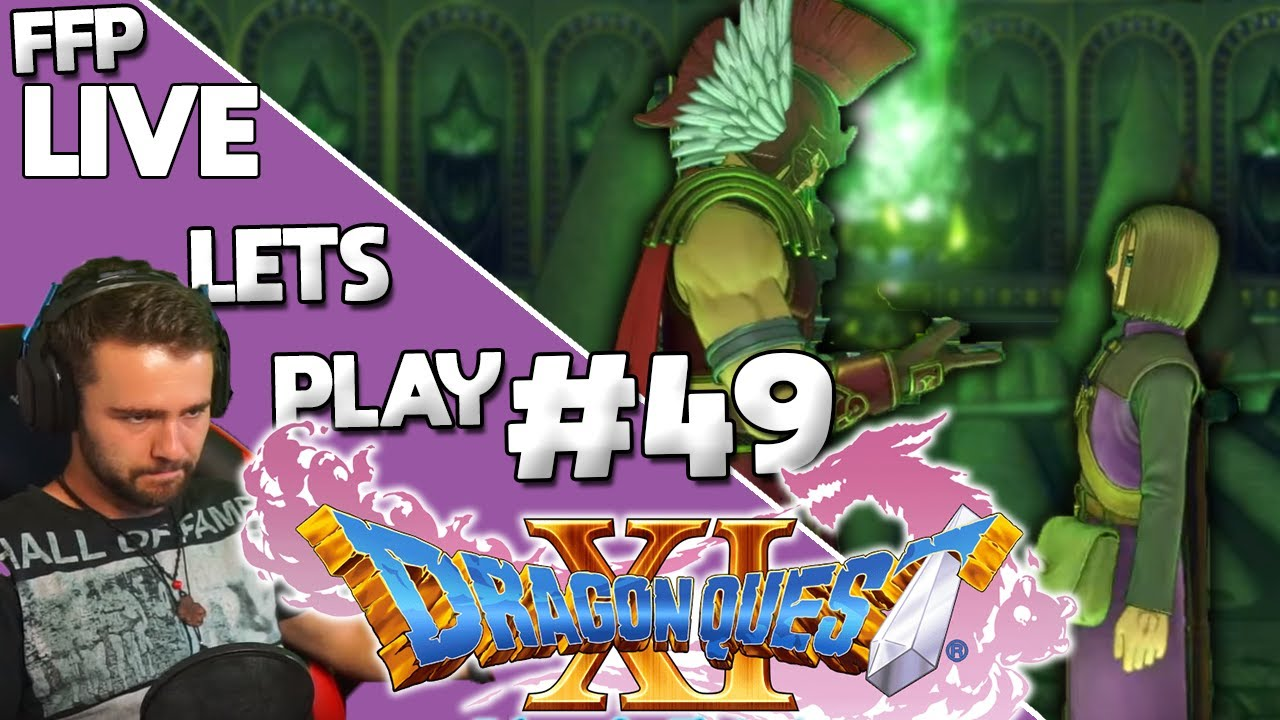 Drustans Trials (RAGEY) - FFP Plays Dragon Quest XI | PC