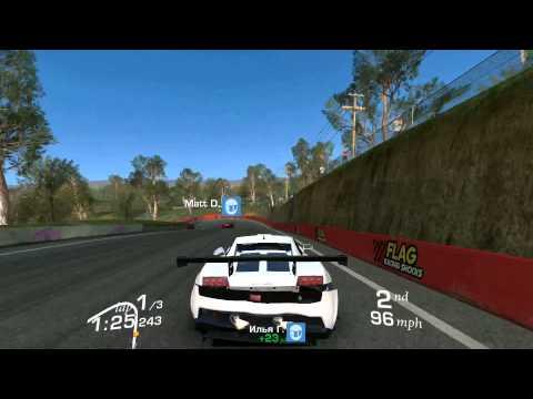 Lamborghini Gallardo LP560 GT3 Real Racing 3