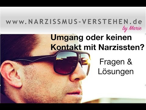 Narzissmus: (Nicht-)Umgang mit Narzissten, Lösungsansätze für den Alltag