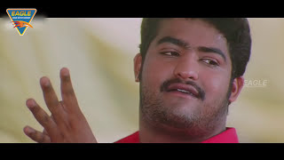 Yamraaj Ek Faulad Hindi Dubbed Full Movie || NTR, Bhoomika, S.S.Rajamouli, Ramya Krishna